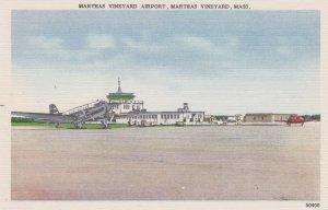 Massachusetts Martha's Vineyard Airport sk5804