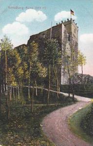 Czech Republic Neudorfel Schlossberg Ruine