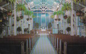 California Santa Cruz Chapel Of The Four Seasons 1982