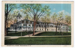 Manchester, N.H., Shirley Hill House