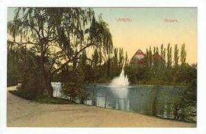 View Of The Ostpark, Landau (Rhineland-Palatinate), Germany, 1900-1910s