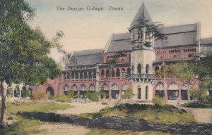 POONA , India , 00-10s ; The Deccan College