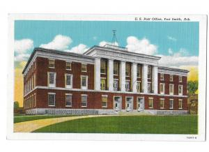 U S Post Office Fort Smith Arkansas