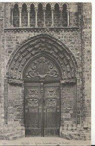 France Postcard - Blois - Eglise Saint-Nicolas - Le Portail - Ref TZ10319