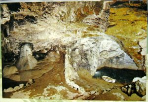 England Wookey Hole Caves The Witch's Kitchen - unposted