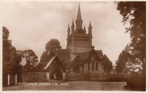 RP: Isle of Wight , Whippingham Church , England , PU-1937