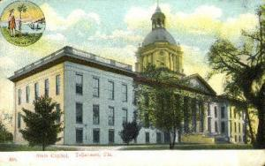 State Capitol Tallahassee FL 1908