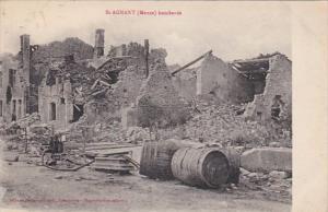 France Meuse St Agnant Bombarde