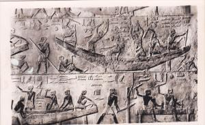 RP: Carved wall mural , Egypt , 00-10s
