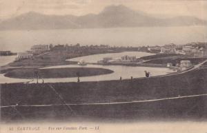 Vue Sur l'Ancien Port, Carthage, Tunisia, 1900-1910s