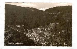 RP, Panorama, Triberg Im Schwarzwald, Baden-Württemberg, Germany, 1920-1940s