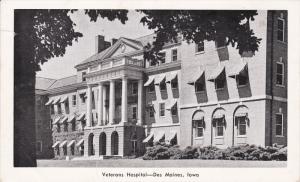 Veterans Hospital , DES MOINES , Iowa , 40-50s