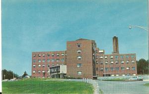POSTCARD HOSPITAL CONCORD NEW HAMPSHIRE