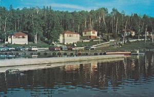 COBALT , Ontario , Canada , 1963 ; Portage Bay Lodge