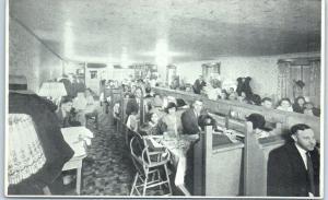 Boise, Idaho Postcard THE NEW MECHANAFE 100% Waiterless Restaurant c1930s UNUSED