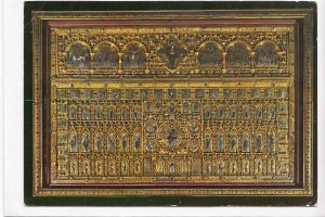 VENEZIA, Basilica S. Marco, Pala d'Oro, Golden altar-piece, unused Postcard