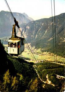 Austria - Dachstein(Aerial Lift)
