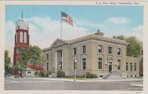 Ohio Chillicothe U S Post Office