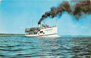Steamship, SS Mackinac Islander, L.L. Cook No. 45369