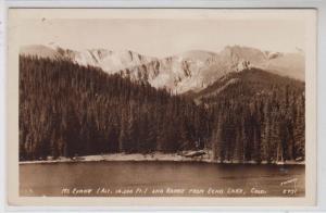 RPPC, Mt Evans, Echo Lake CO