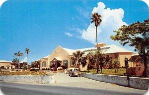 Government Aquarium Bermuda Unused