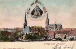 Germany Gruss aus Kevelaer 01.52
