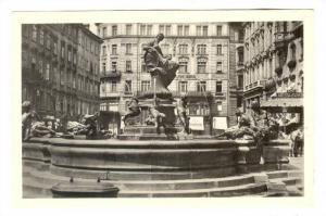 RP: Wien, I. Neuer Markt, Rafael Donnerbrunnen, Austria, 30-50s