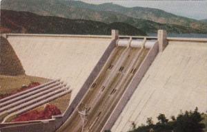 California The Shasta Dam