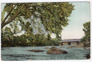 Auburn, Me, Under the Bridge