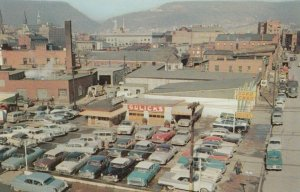 CUMBERLAND , Maryland , 50-60s ; GULICK's Used Cars