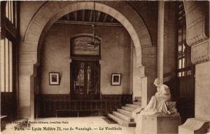CPA PARIS 16e-Lycée Moliére-Le Vestibule (325756)