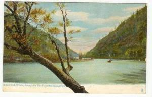 James River Passing Through The Blue Ridge Mountains, Virginia, 1900-1910s