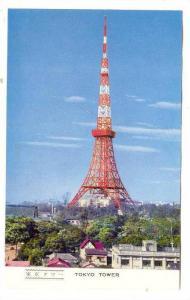 Tokyo Tower,Japan, 00-10s