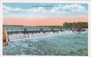 Michigan Menominee The Third Dam