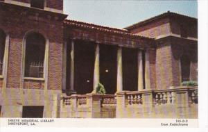 Louisiana Shreveport The Shreve Memorial Library
