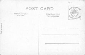 Hot Springs National Park Arkansas~Army And Navy Hospital~1910 Postcard