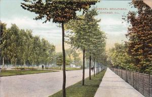 Illinois Chicago Drexel Boulevard
