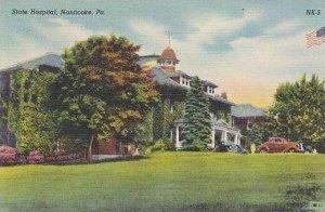 Pennsylvania Nanticoke State Hospital