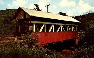 PA - Garrett. Covered Bridge