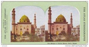 SV: Mosque of Sultan Hasan, Cairo, Epypt - 1890´s