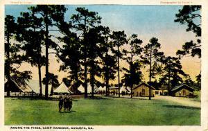 U.S. Military. Camp Hancock, Augusta, GA