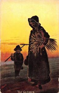 The Gleaner Femme, Fermiere Farmer, Agriculture, Bob