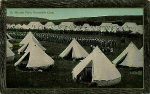 St Martins Plain Shorncliffe Camp Postcard