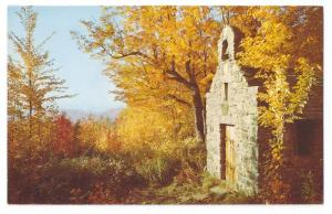 Our Lady of Peace Chapel Trapp Estate Stowe VT Canada Sc 620