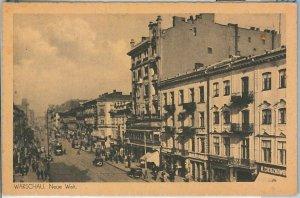 66370 - Polen POLAND - Ansichtskarten  VINTAGE POSTCARD -  WARSAW  Warszawa