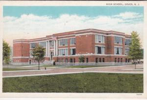 New Jersey Dover High School 1939