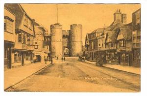 Street View, Westgate, Canterbury (Kent), England, UK, 1900-1910s