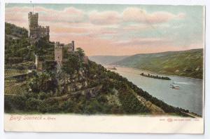 Burg Sooneck a Rhein Schloss Sonneck Germany UDB c 1904
