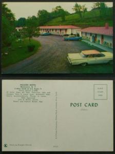 Hillside Motel Watertown NY circa late 50s-1960
