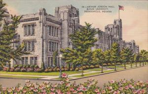 Arthur Jordon Hall Butler University Indianapolis Indiana